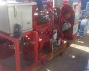 CAT 3126 Hydraulic Power Unit